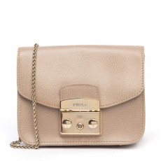 Furla Mini Metropolis Crossbody Bag, Sabbia B (01)