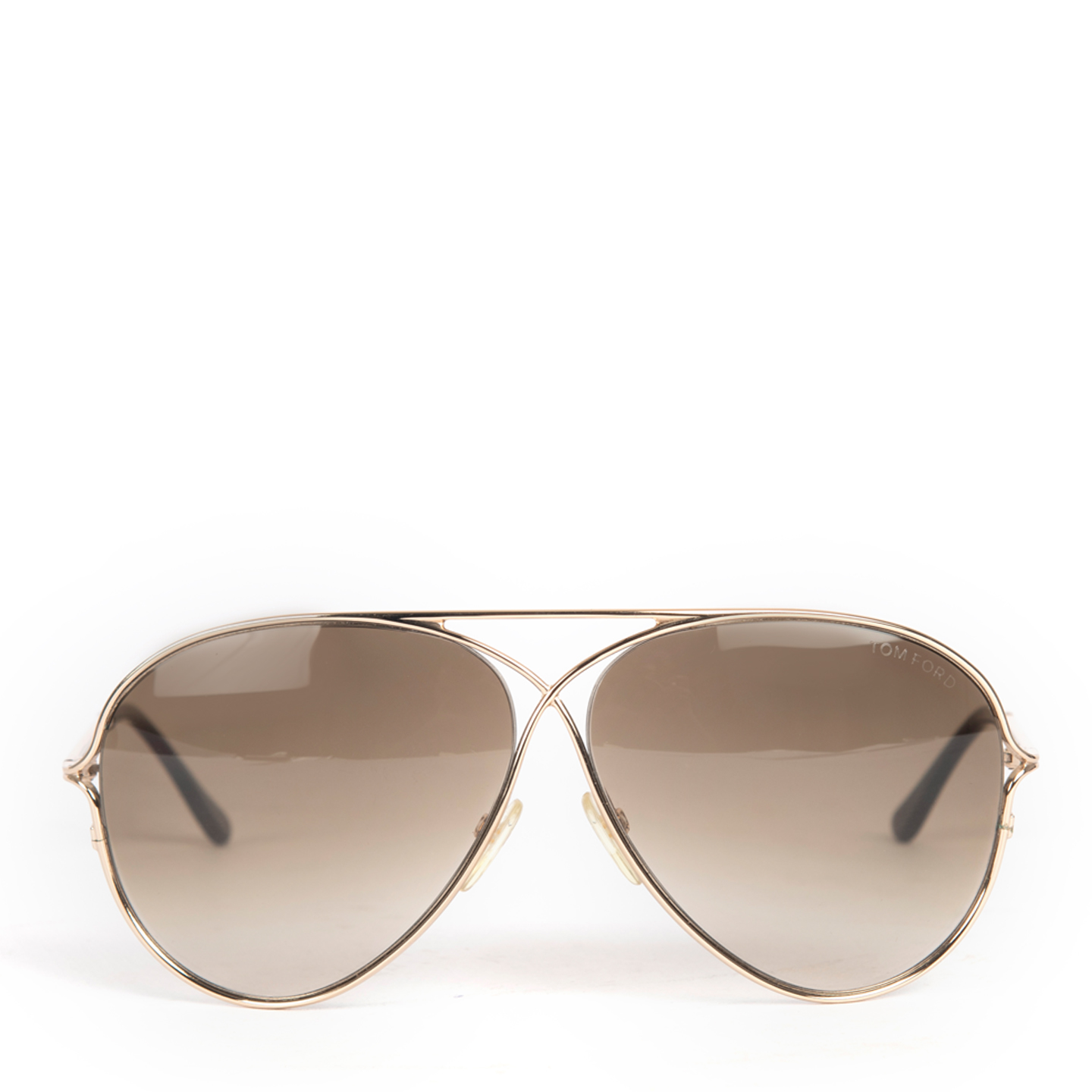 Tom Ford Peter Aviator Sunglasses TF142 (01)