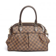 Louis Vuitton Damier Ebene Canvas Trevi PM Bag (02)