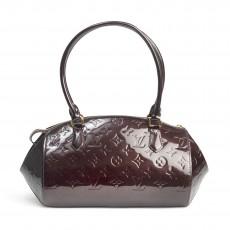 Amarante Monogram Vernis Sherwood PM Bag (01)
