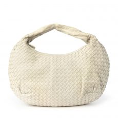 Bottega Veneta Intrecciato Medium Belly Veneta Hobo Bag