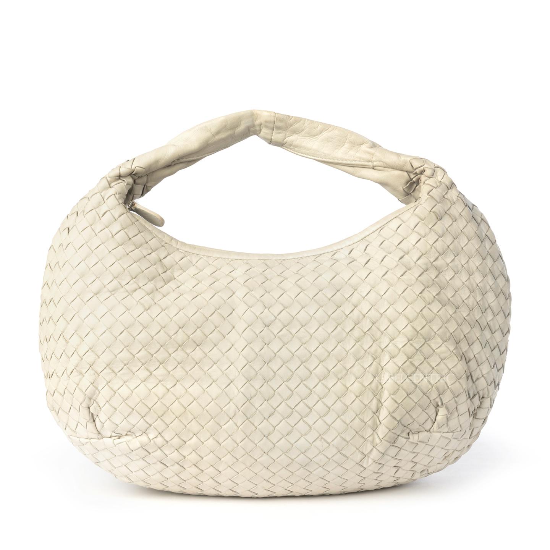 Bottega Veneta Intrecciato Medium Belly Veneta Hobo Bag