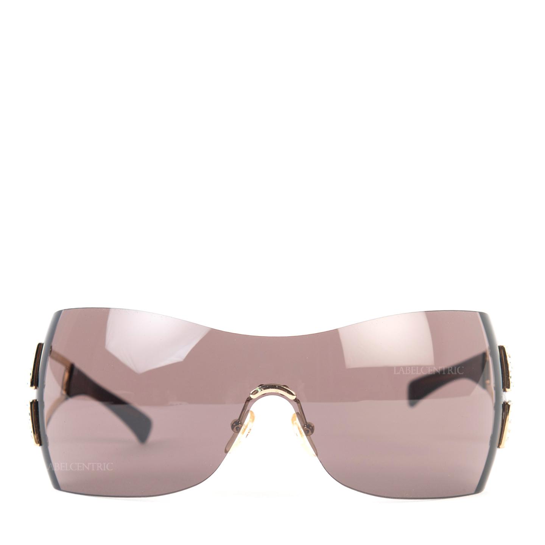 Givenchy Rose Gold:Bronze Lenses Sunglasses
