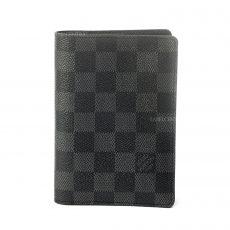 Louis Vuitton Damier Graphite Canvas Passport Cover